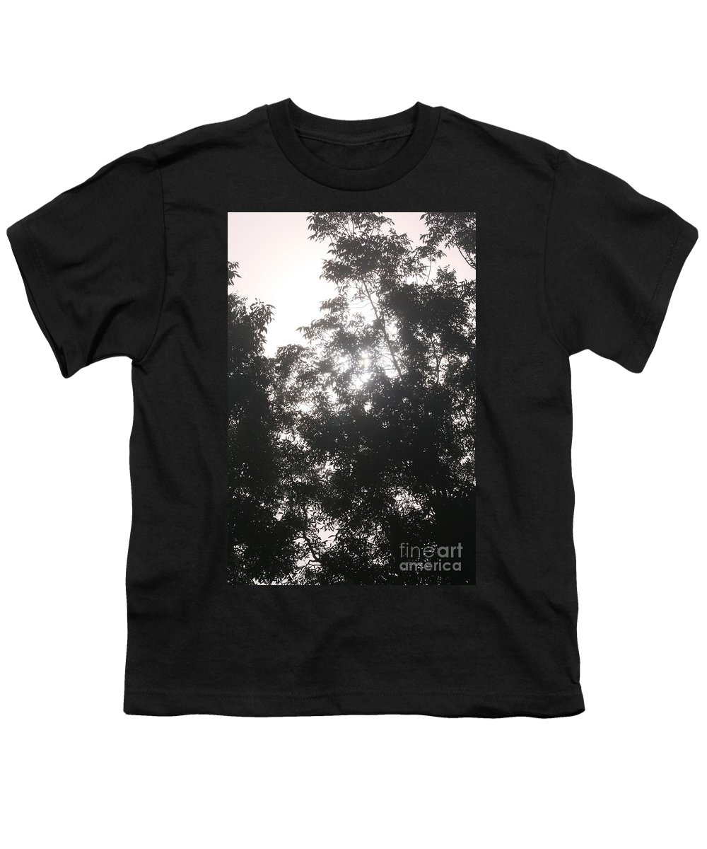 Light Youth T-Shirt featuring the photograph Soft Light by Nadine Rippelmeyer