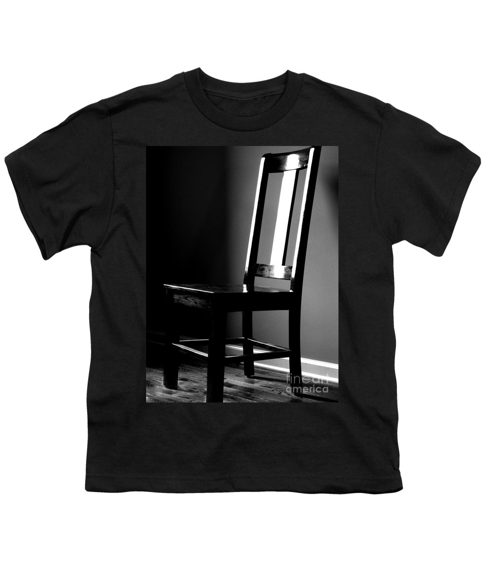 Stillness Youth T-Shirt featuring the photograph Still by Amanda Barcon