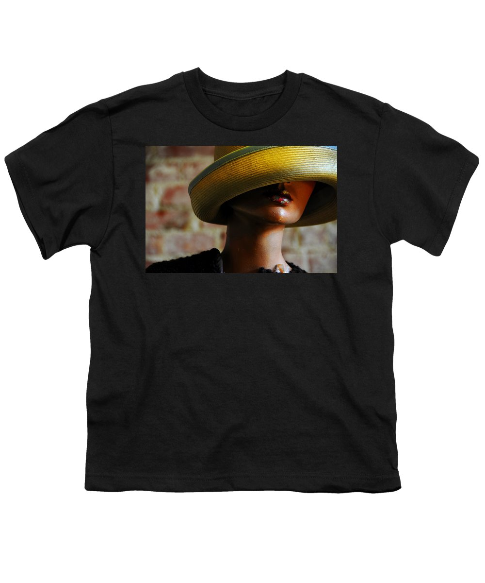 Aged Youth T-Shirt featuring the photograph Tel Aviv by Skip Hunt