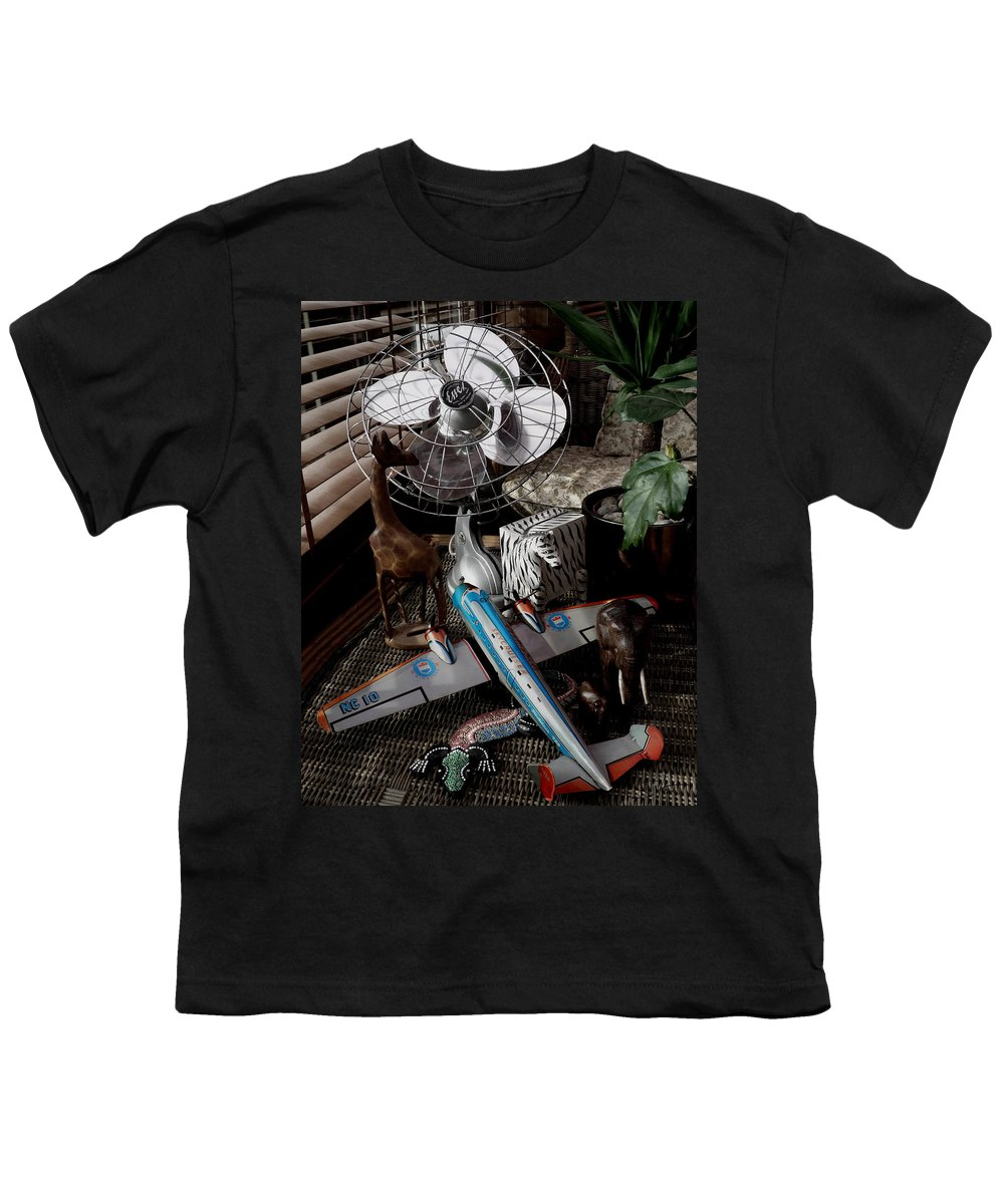 Still Life Youth T-Shirt featuring the photograph The African Fantasy by Charles Stuart
