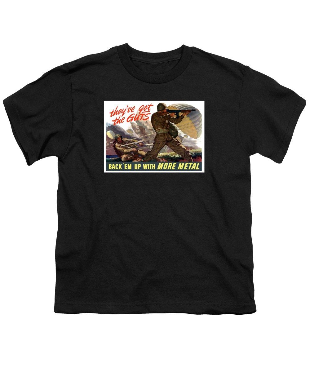 War Bonds Youth T-Shirts