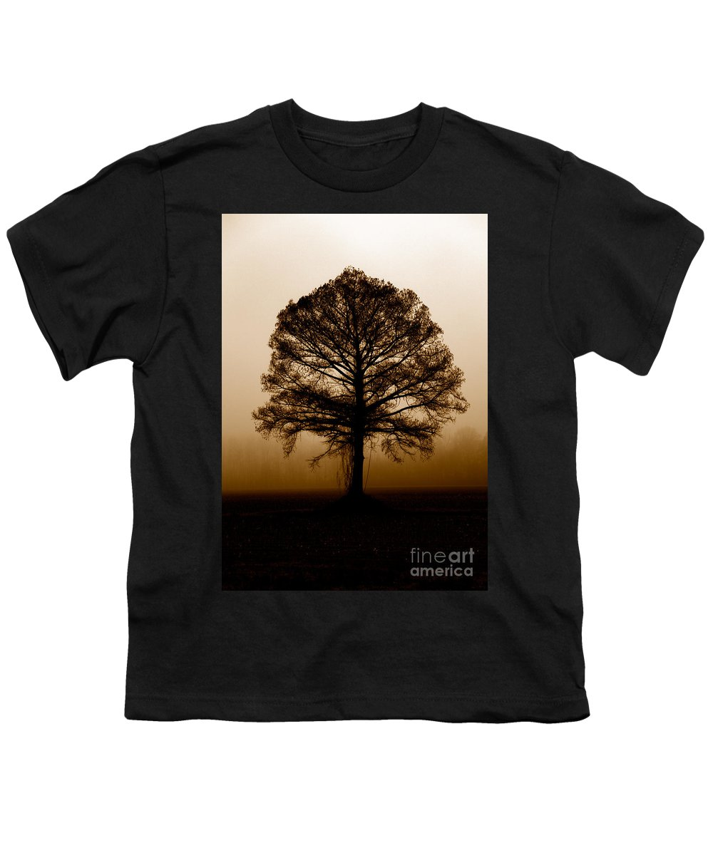 Trees Youth T-Shirt featuring the photograph Tree by Amanda Barcon