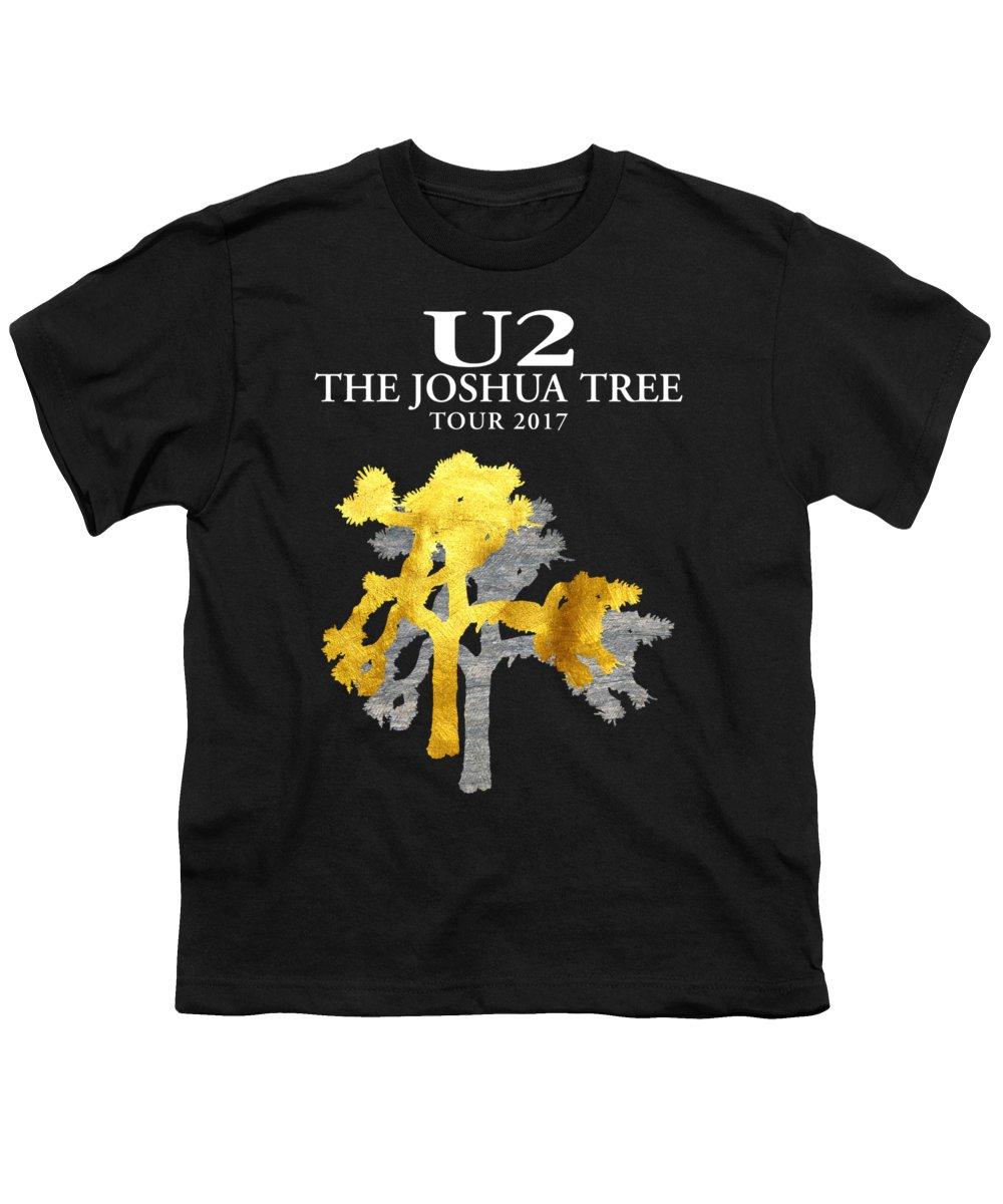 U2 Youth T-Shirts