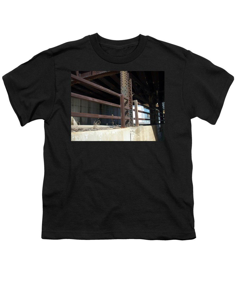 Walker's Point Youth T-Shirt featuring the photograph Walker's Point 8 by Anita Burgermeister