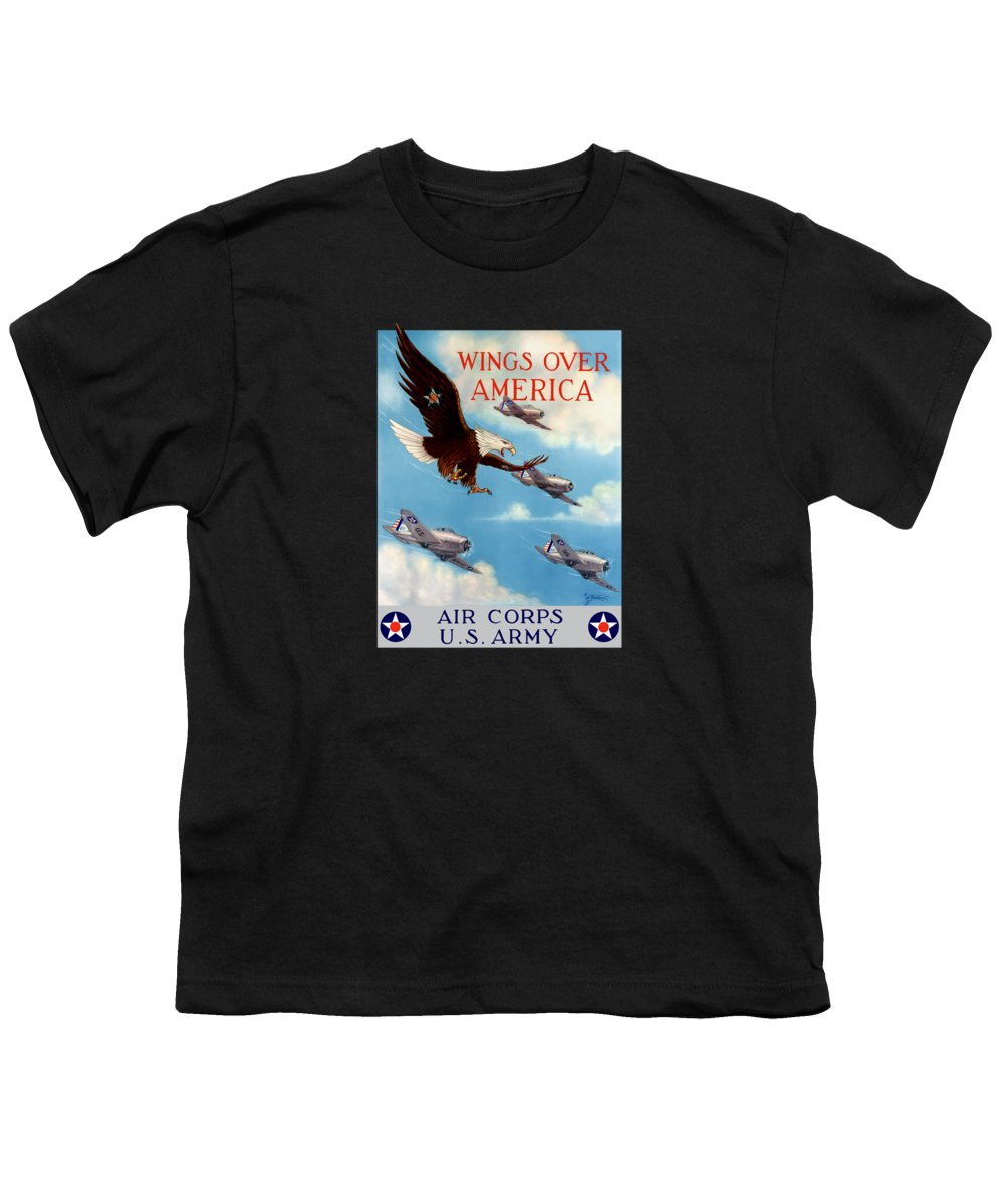Americana Youth T-Shirts