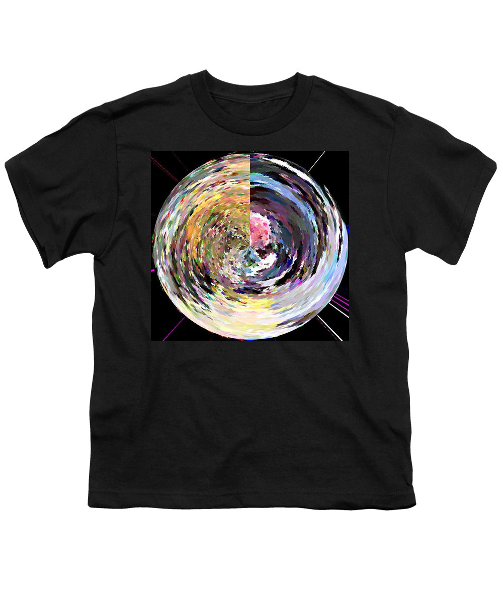 Digital Youth T-Shirt featuring the painting Zing by Anil Nene