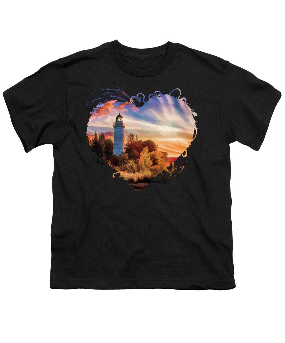Panorama Youth T-Shirts