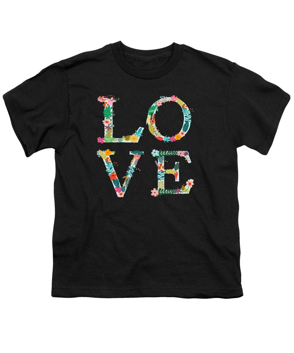 Love Youth T-Shirts
