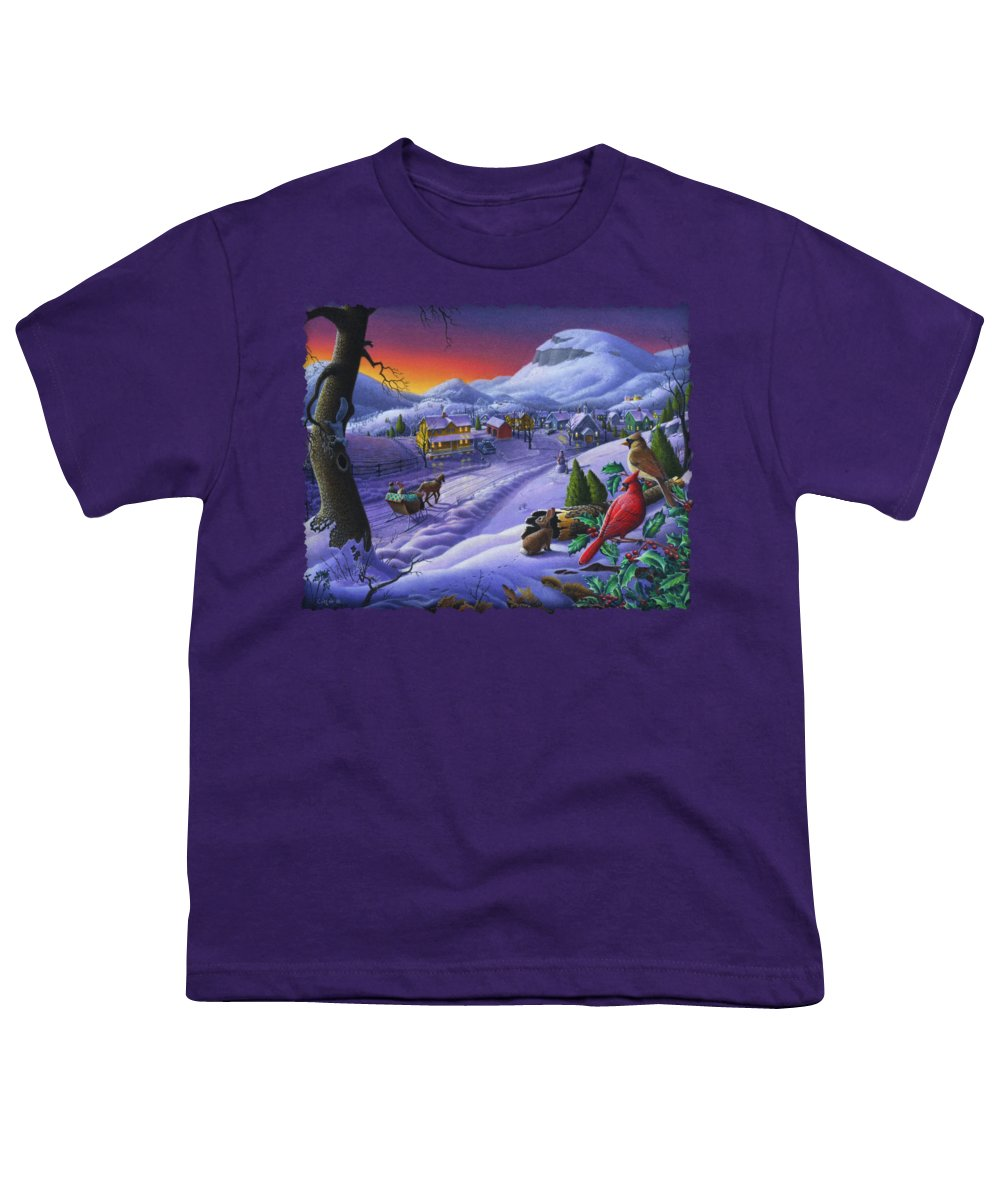 Cardinal Youth T-Shirts