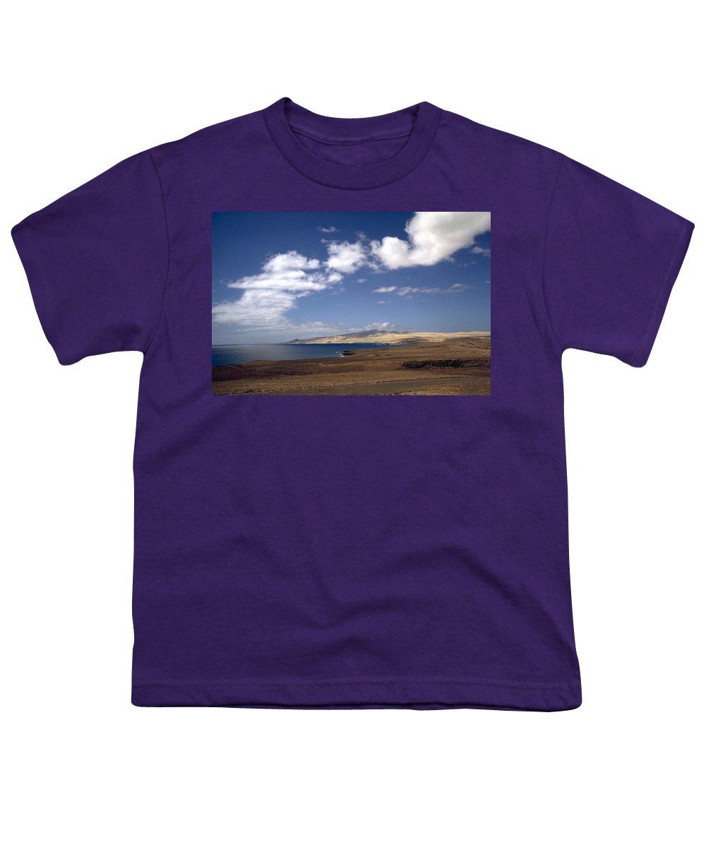 Fuerteventura Youth T-Shirt featuring the photograph Fuerteventura II by Flavia Westerwelle