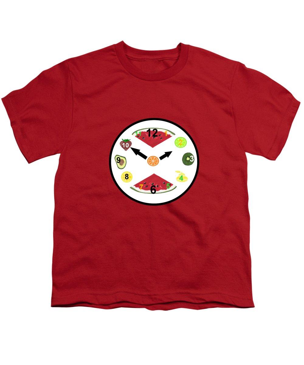 Clock Youth T-Shirts
