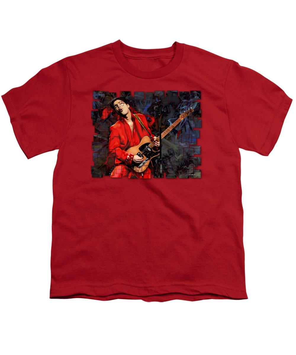 Rhythm And Blues Youth T-Shirts