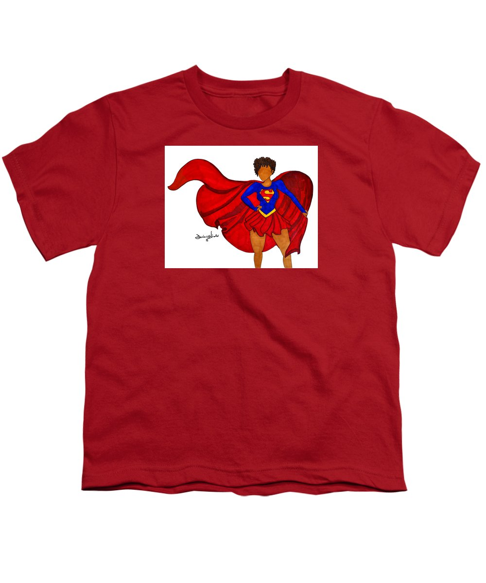 Superhero Youth T-Shirts