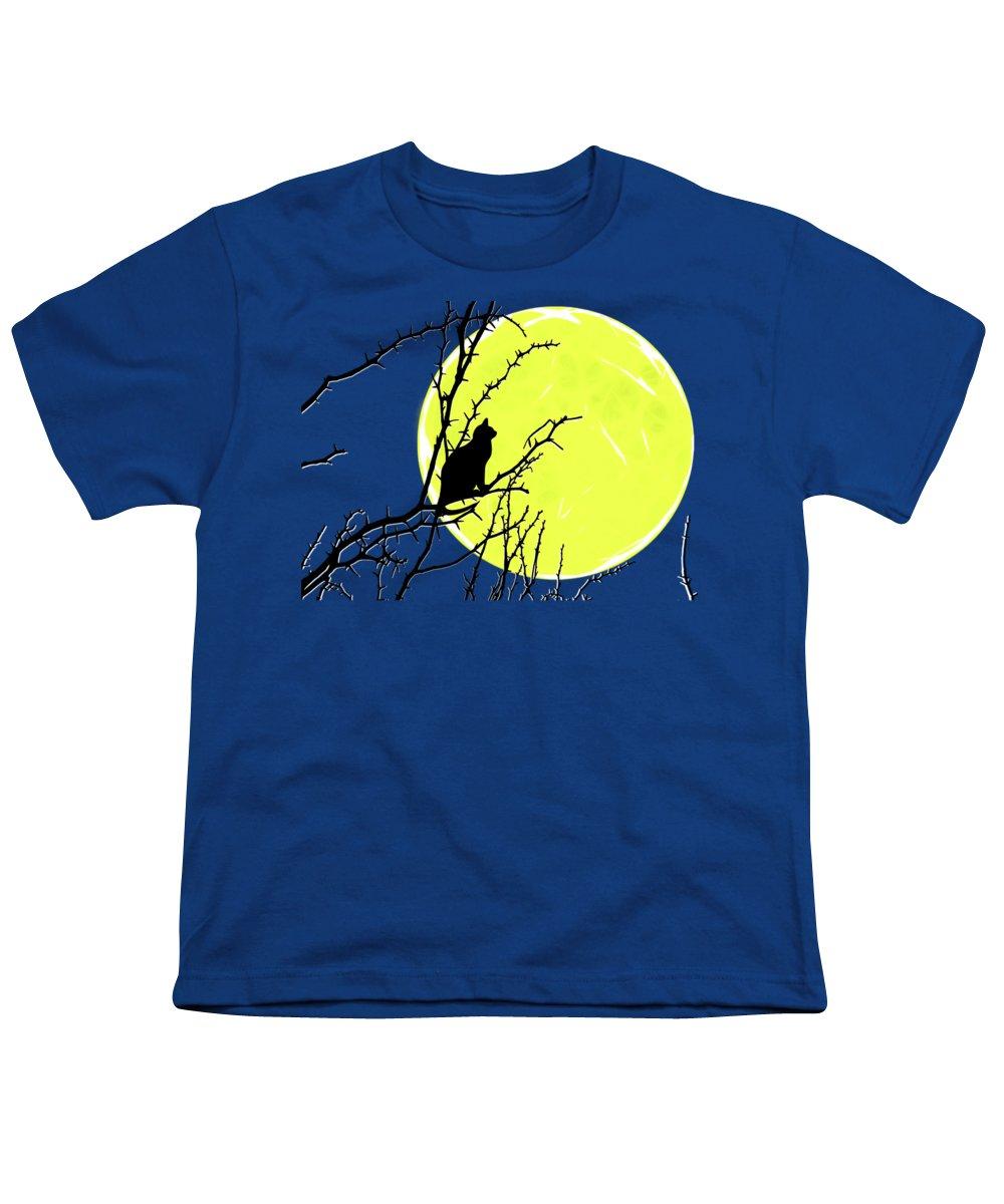 Full Moon Youth T-Shirts