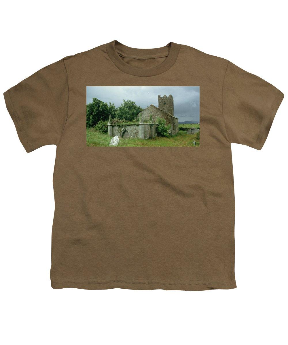 Church Yard Youth T-Shirts