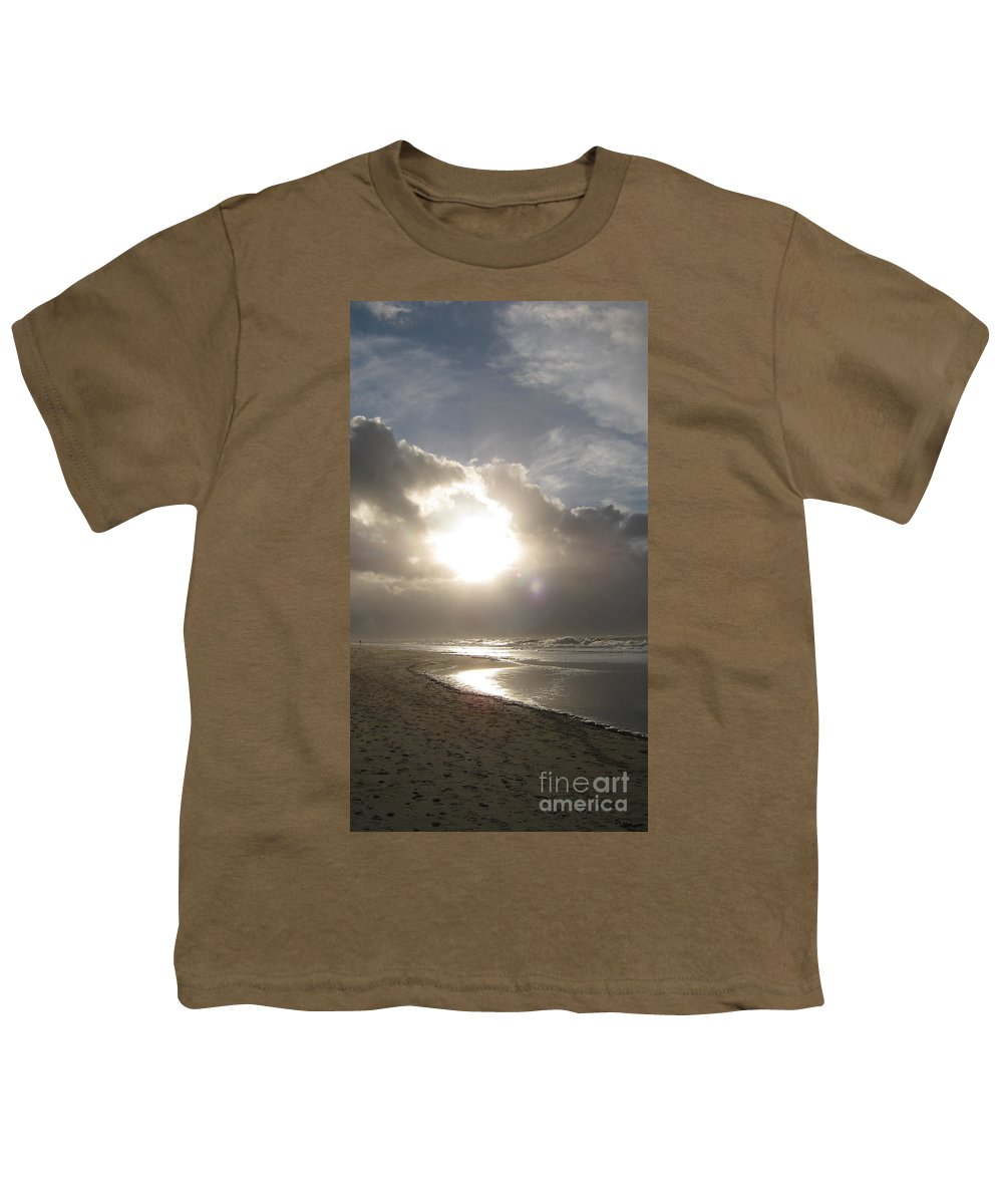 Opening Youth T-Shirt featuring the photograph Opening 2 by Heidi Sieber