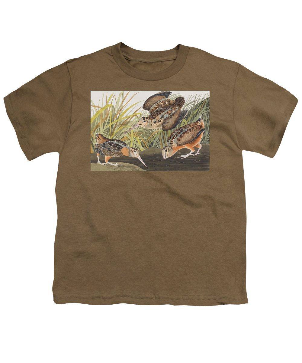 Woodcock Youth T-Shirts