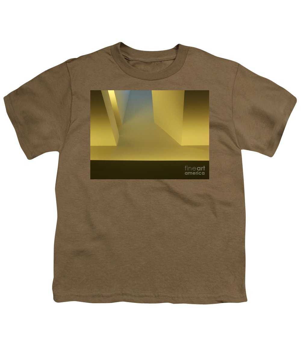 Yellow Youth T-Shirt featuring the photograph Above Series 4.0 by Dana DiPasquale
