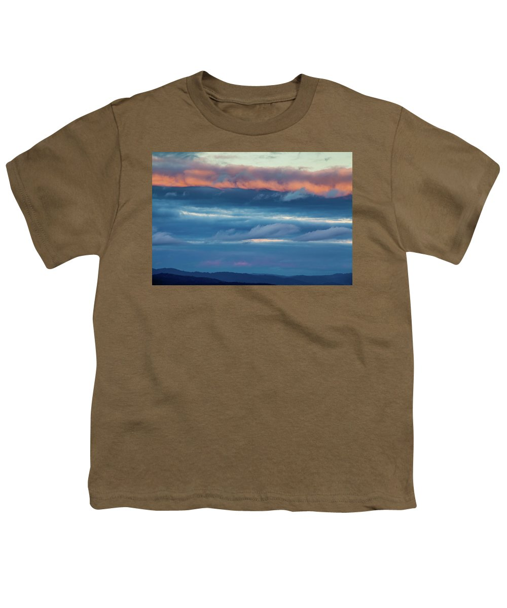 Sun Down Youth T-Shirts