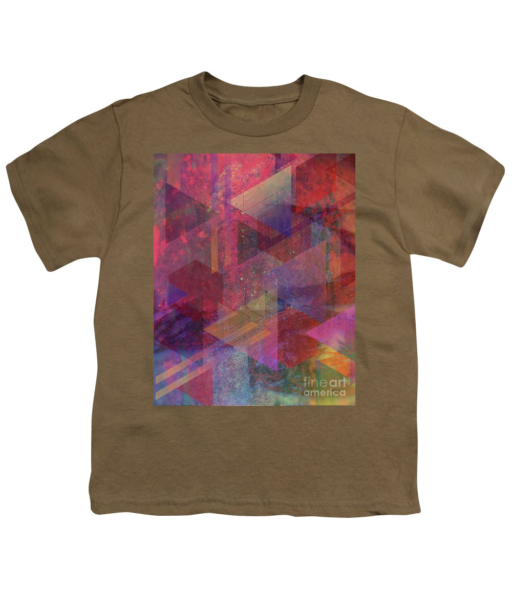 Another Place Youth T-Shirt featuring the digital art Another Place by John Beck