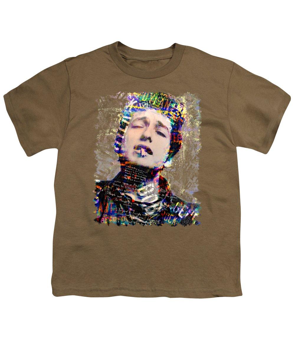 Bob Dylan Youth T-Shirts