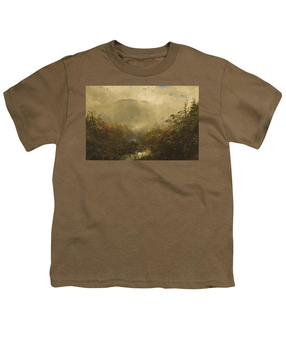Adirondack Mountains Youth T-Shirts