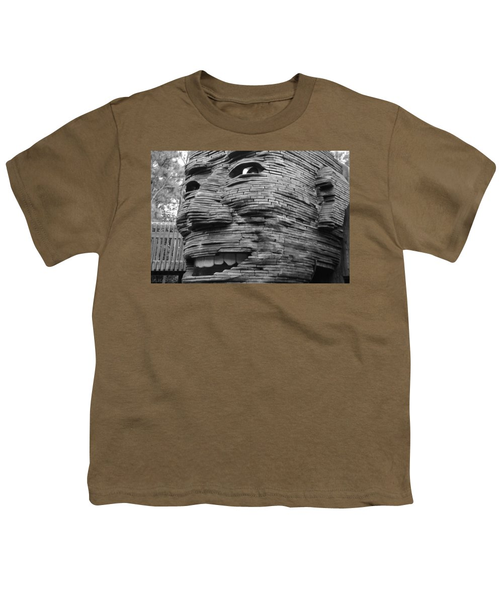 Architecture Youth T-Shirt featuring the photograph Gentle Giant by Rob Hans