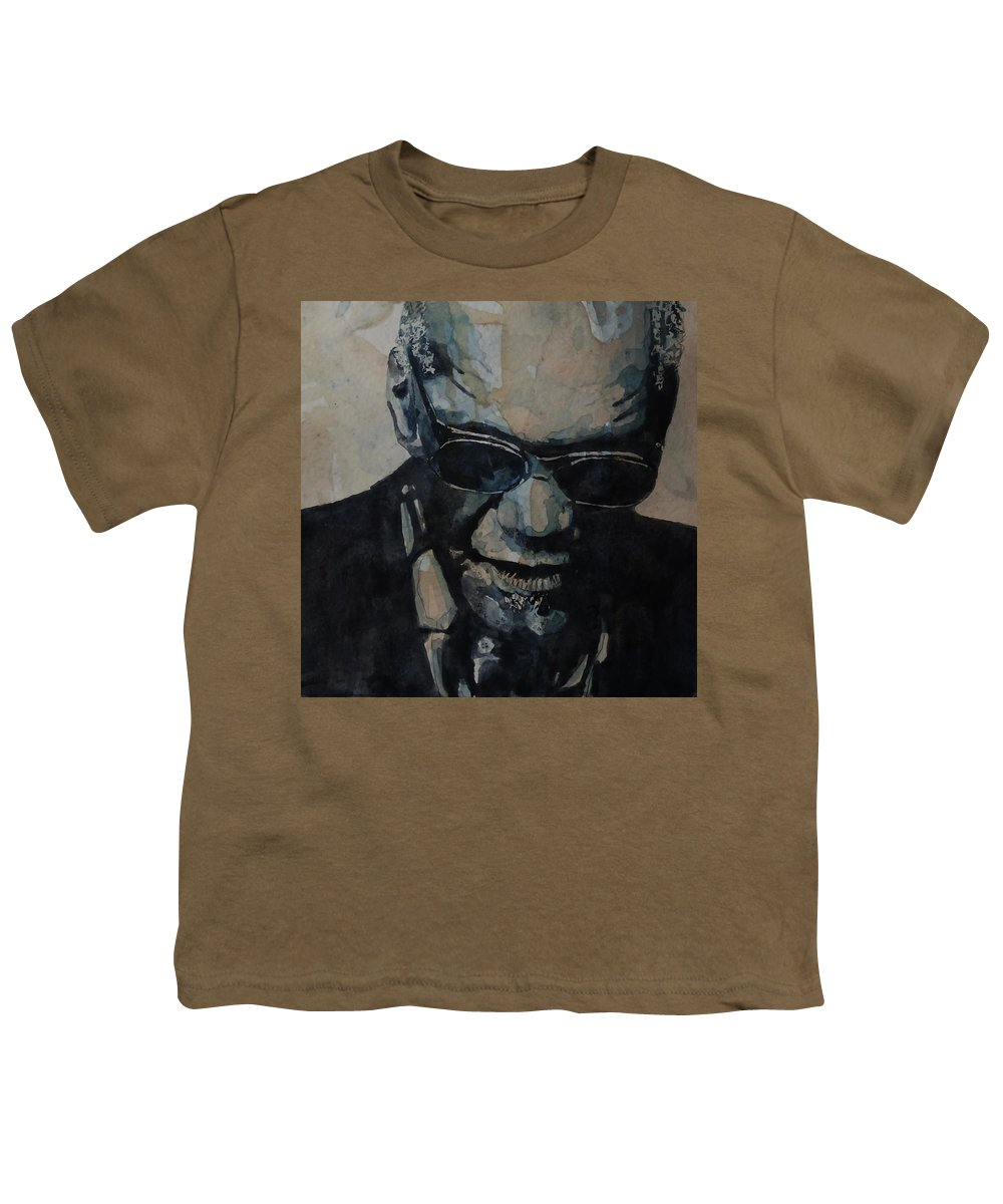 Portraiture Youth T-Shirts