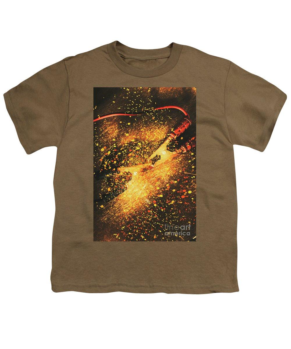 Jump Youth T-Shirts