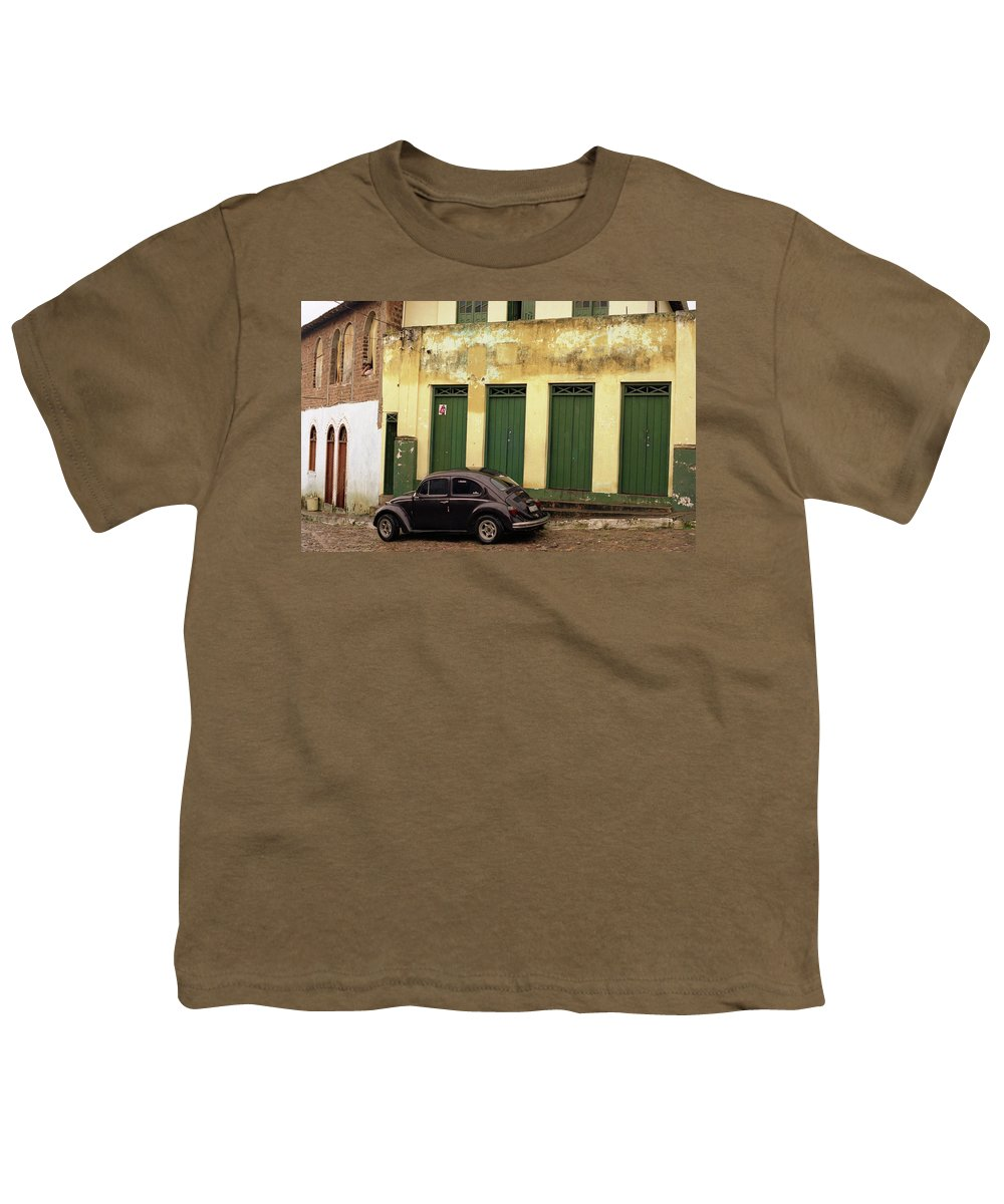 Bahia Youth T-Shirt featuring the photograph Lencois - Bug by Patrick Klauss