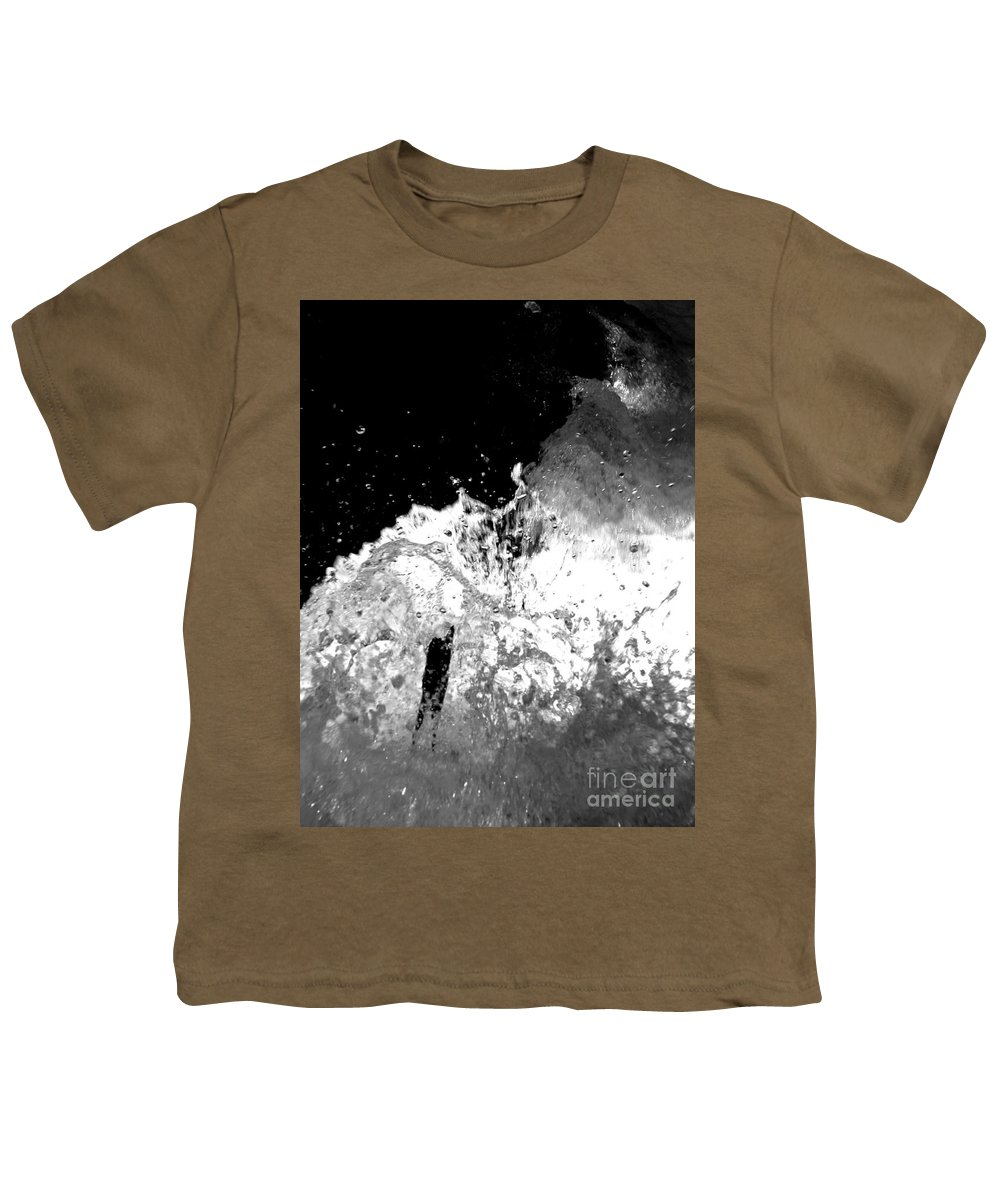 Water Youth T-Shirt featuring the photograph Natural Power by Amanda Barcon
