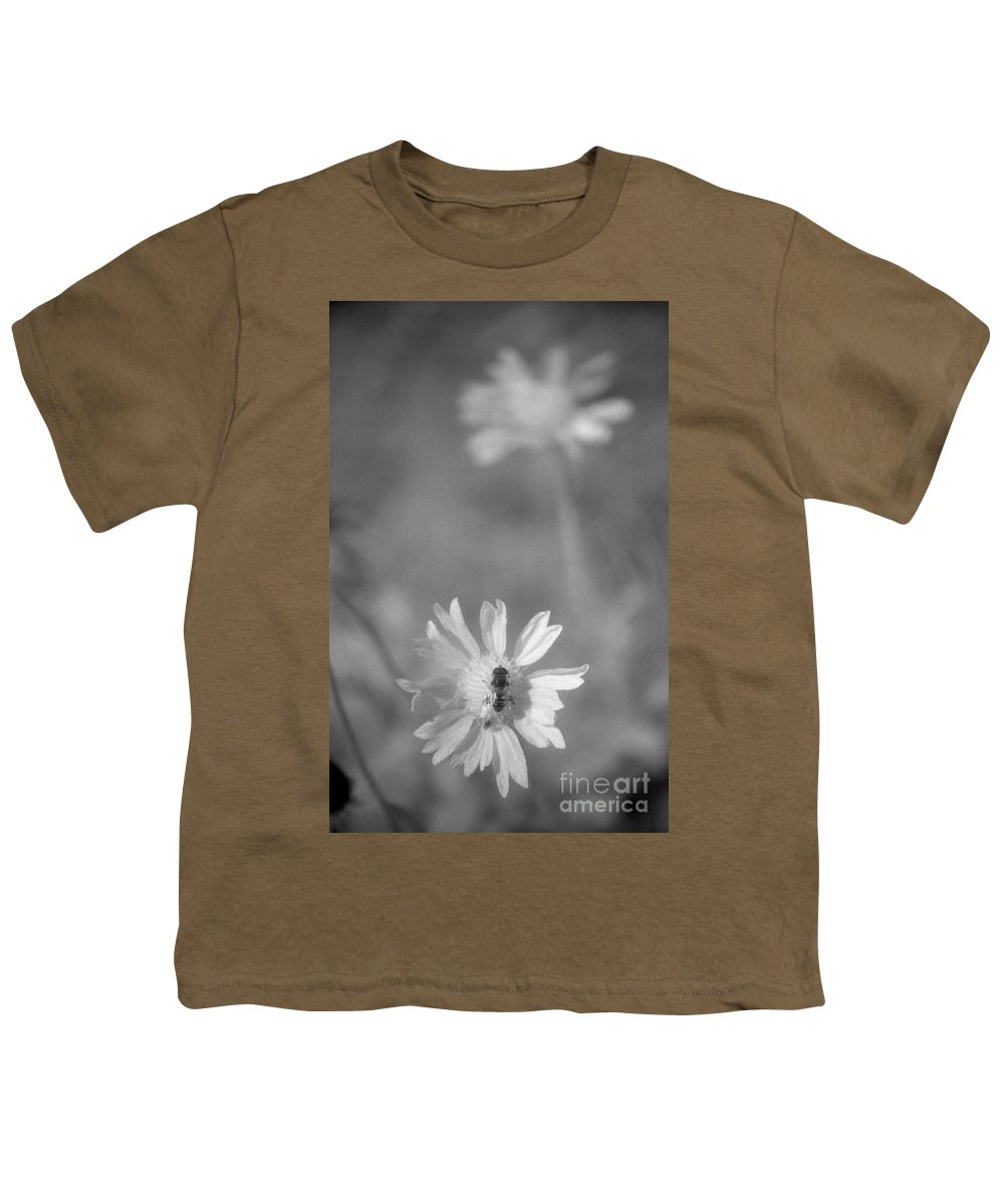 Pollinate Youth T-Shirt featuring the photograph Pollination by Richard Rizzo
