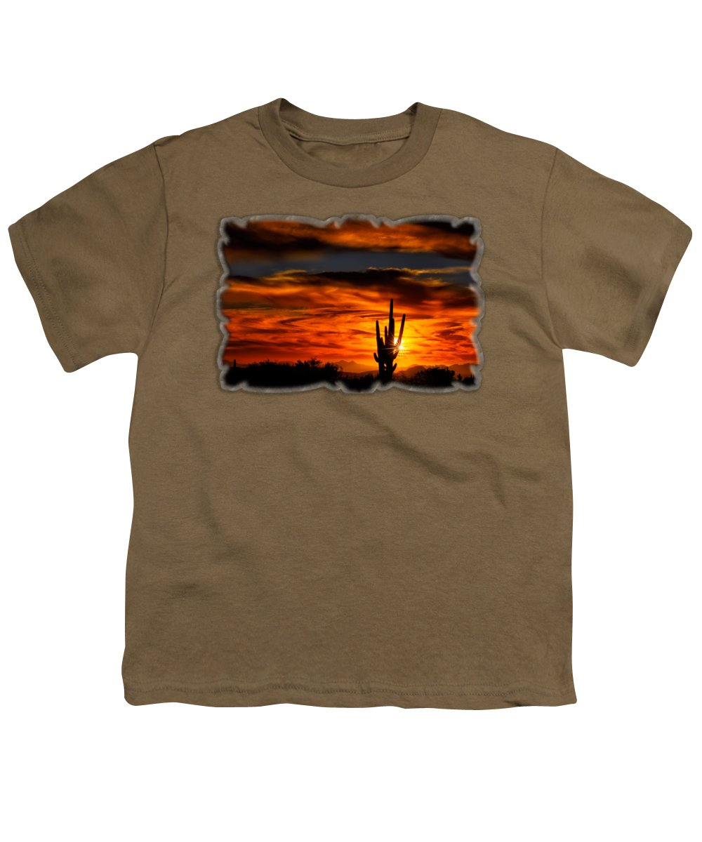 Skyscape Youth T-Shirts