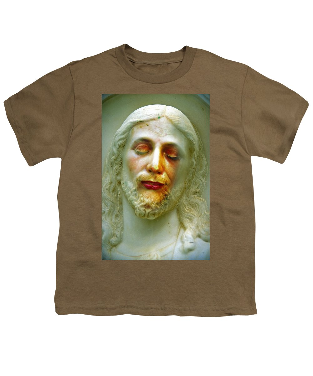 Jesus Youth T-Shirt featuring the photograph Shesus by Skip Hunt