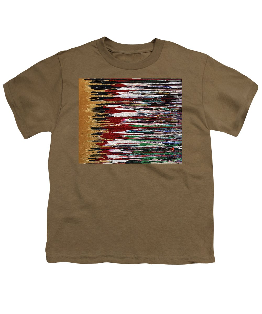 Fusionart Youth T-Shirt featuring the painting Tears Of The Sun by Ralph White