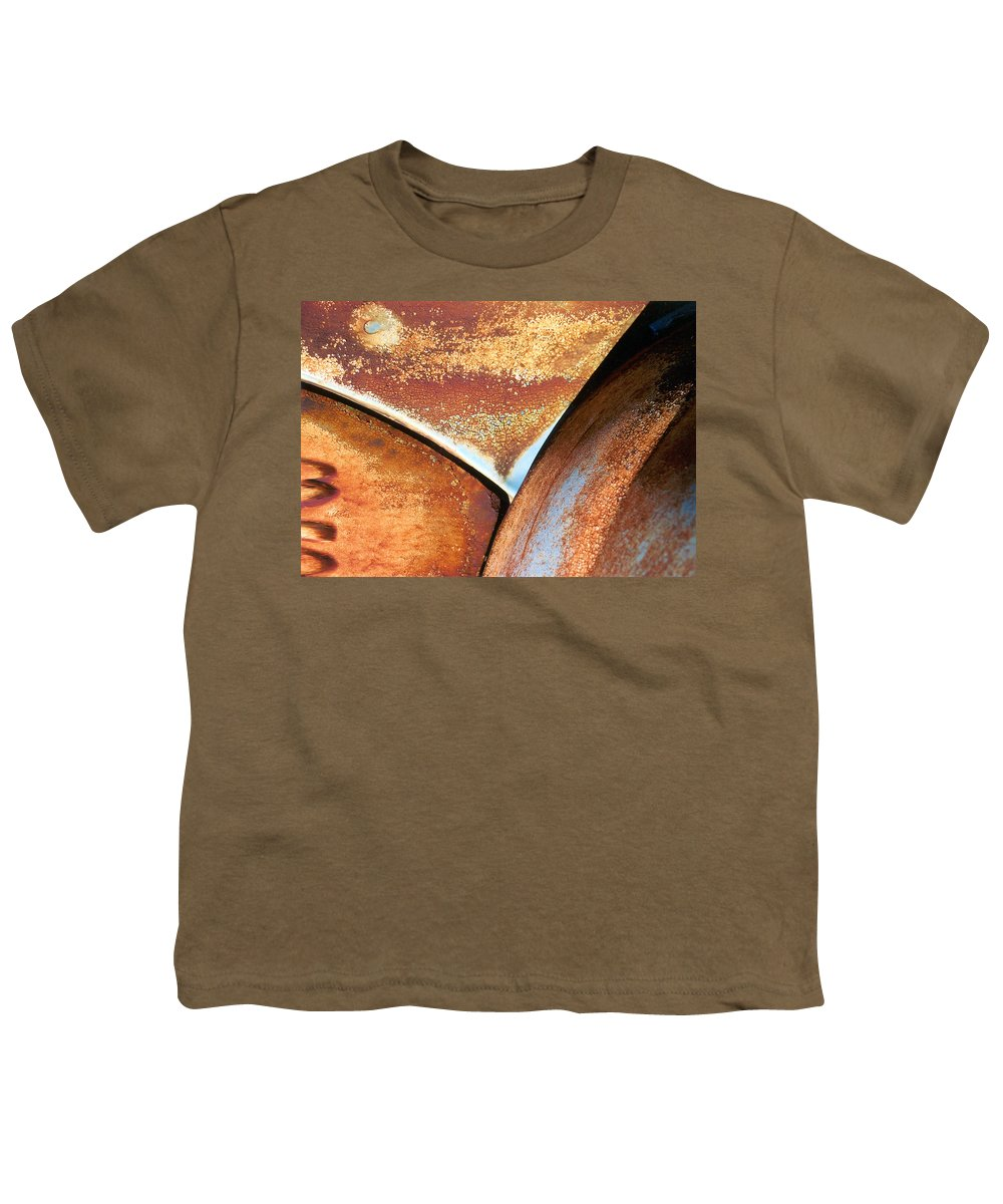 Abstract Youth T-Shirt featuring the photograph The Feminine Mystique by Steve Karol