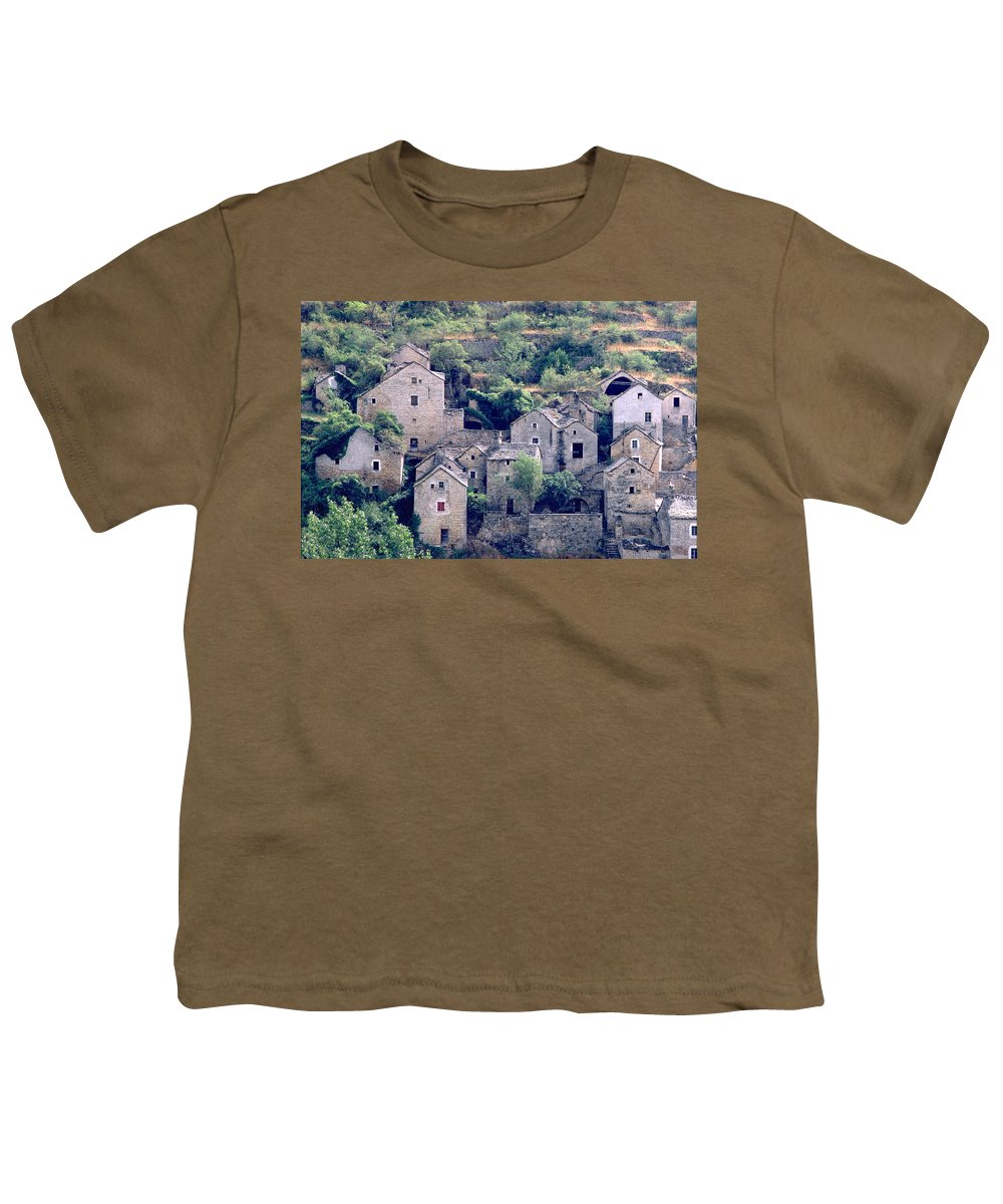Village Youth T-Shirt featuring the photograph Village by Flavia Westerwelle