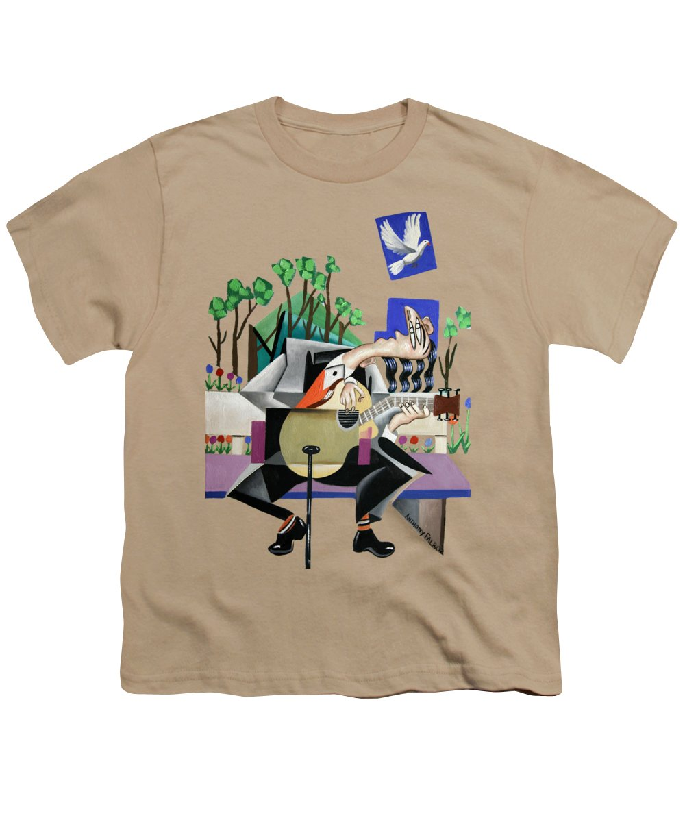Drum Youth T-Shirts