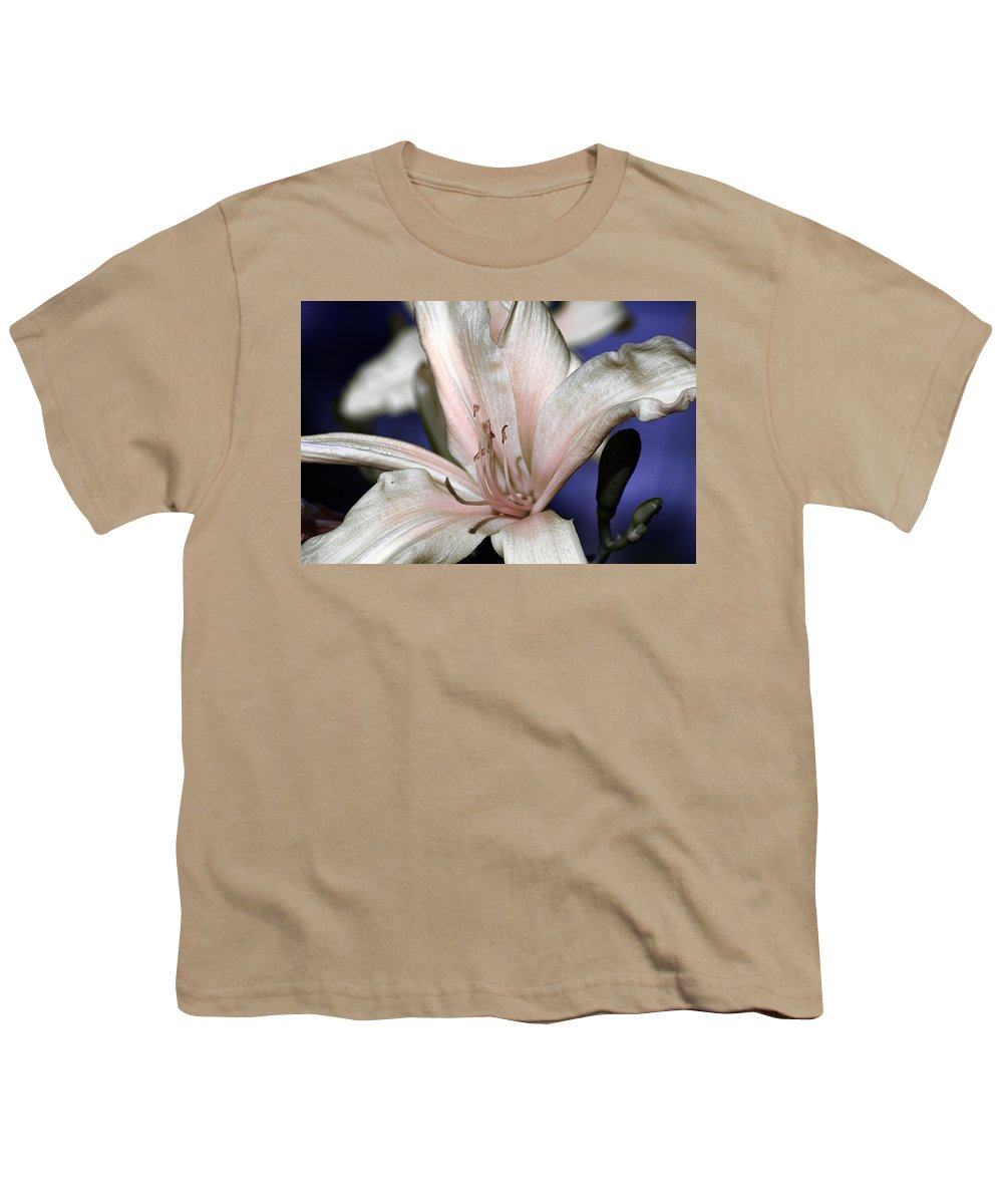 Clay Youth T-Shirt featuring the photograph Floral by Clayton Bruster