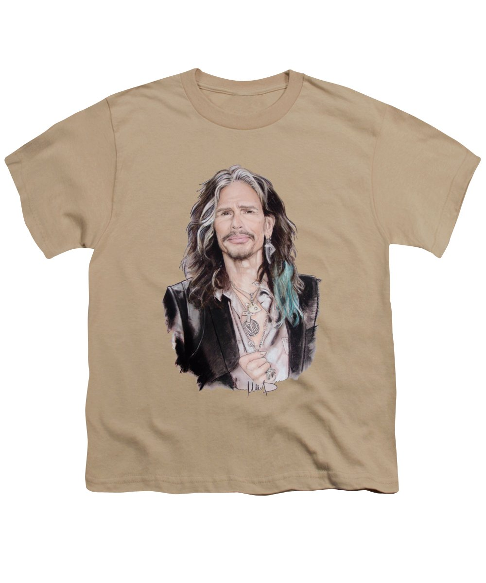 Steven Tyler Youth T-Shirts