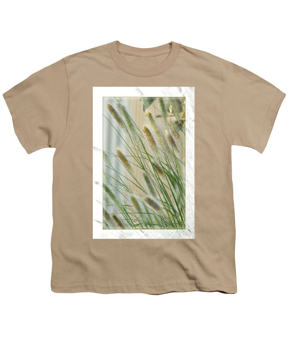 Floral Youth T-Shirt featuring the photograph Breeze by Holly Kempe