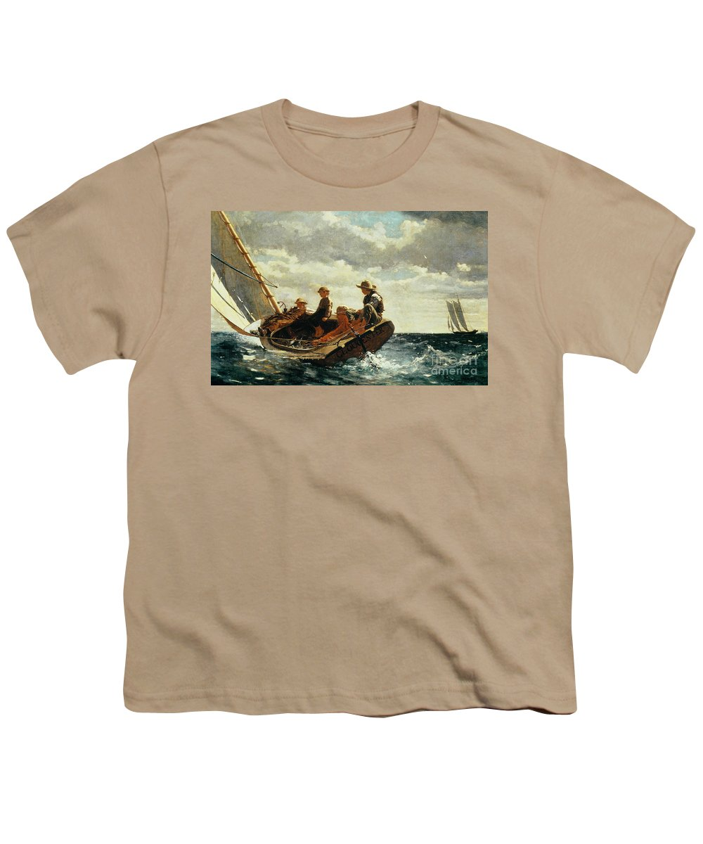 Ocean Breeze Youth T-Shirts