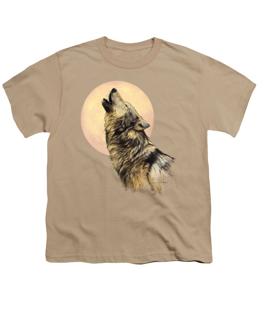 Wild Flowers Youth T-Shirts