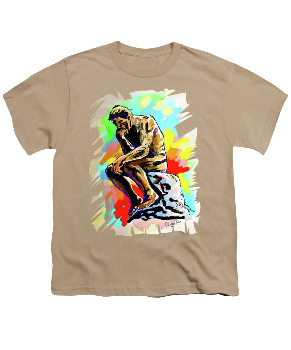 Art Museum Youth T-Shirts