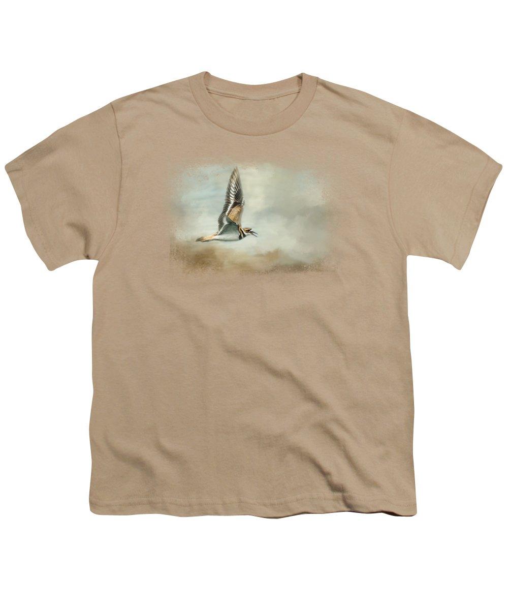 Killdeer Youth T-Shirts