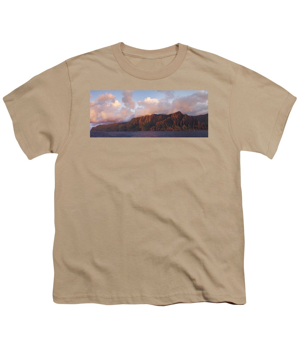 Hawaii Youth T-Shirt featuring the photograph Hawaii by Heather Coen
