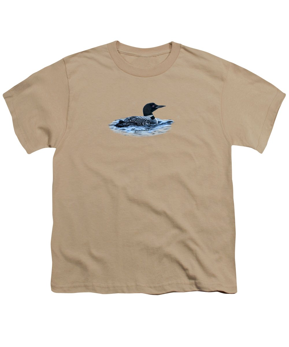 Loon Youth T-Shirts