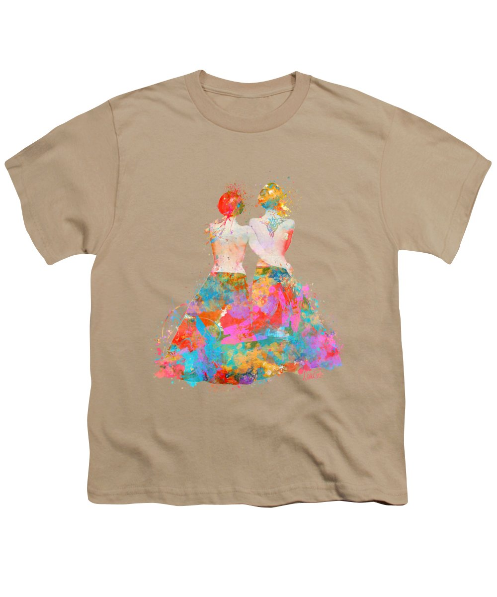 Passionate Youth T-Shirts
