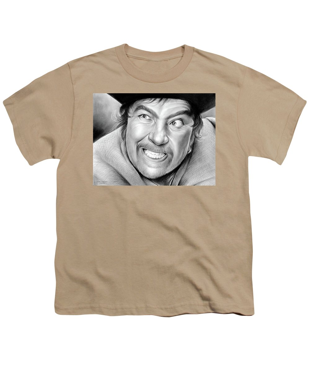 Stage Actor Youth T-Shirts