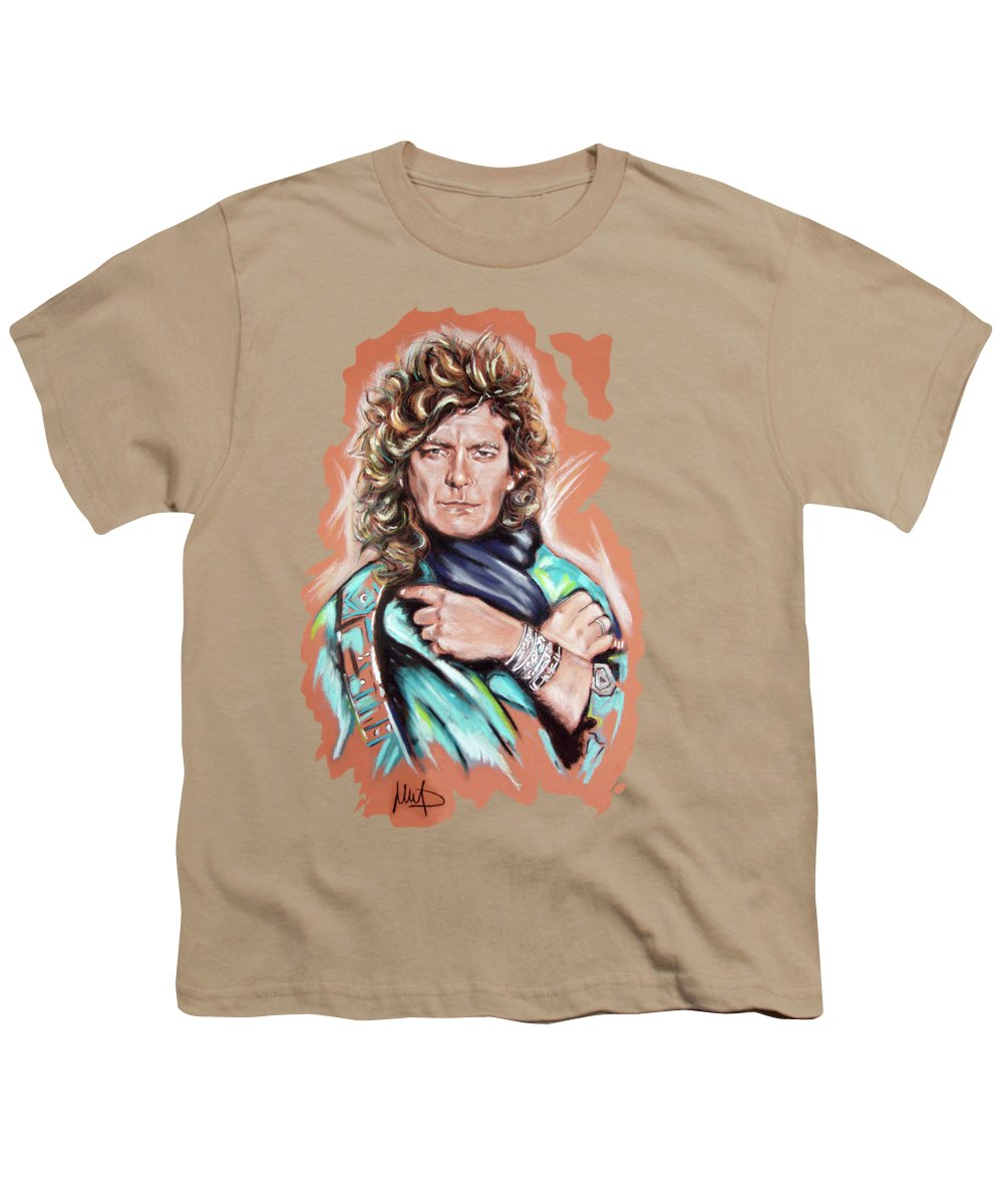 Robert Plant Youth T-Shirts
